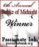 Stroke Of Midnight Award Image