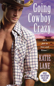 Going Cowboy Crazy cover