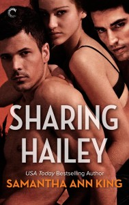Sharing Hailey Cover